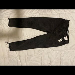 NWT Express Black High Rise Jegging